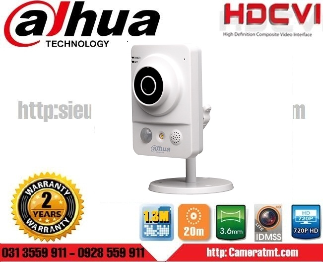 CAMERA DAHUA IPC-KW100WP