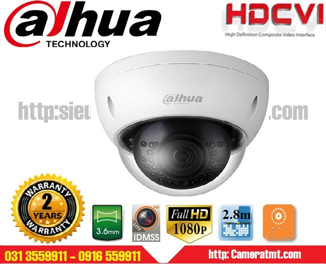 Camera Dahua IPC-HDBW4220EP
