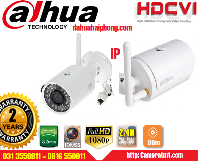 DAHUA IPC HFW1200SP